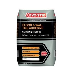 Evo-Stik Floor & Wall Tile Adhesive White 20kg