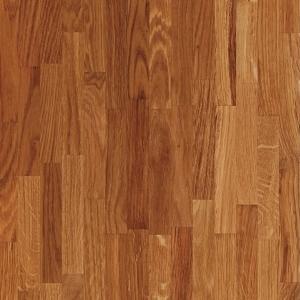 Solid Narrow Stave Rustic Oak Breakfast Bar Oiled 3000 x 920 x 26mm