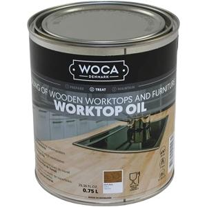 Danzer Solid Wood Worktop Treatment & Maintenance Oil 750ml