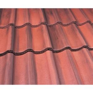 Marley Mendip Roofing Tile Old English Dark Red - Pallet of 192