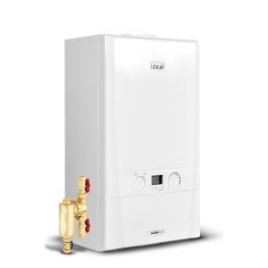 Ideal Logic Max Heat 15kW Boiler & Filter