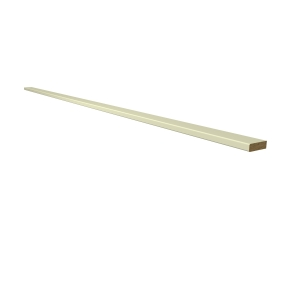Ohio Cream Kitchen Cream Contemporary Cornice 2600mm
