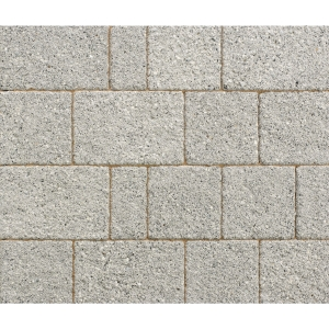 Marshalls Drivesett Argent Light Grey Block Paving Project Pack 10.75m2