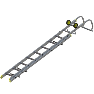 Double Section Roof Ladder