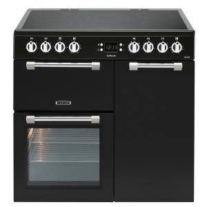Leisure CK90C230K Cookmaster Electric Range Cooker Black 90cm