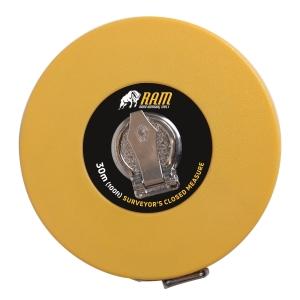 RAM 30M Surveyors Tape Measure RAM0004