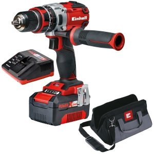 Einhell Te-cd 18 Brushless Combi Drill with 1x4ah Battery 4513864