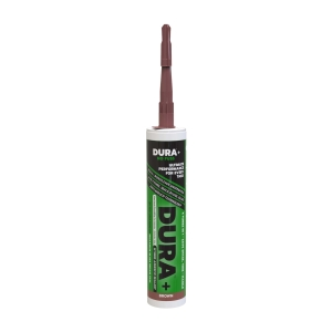 Maxam DURA+ DURA+BR Adhesive Sealant Brown 290ml Tube