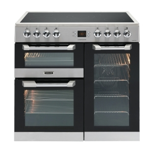 Leisure CS90C530X Cuisinemaster Electric Range Cooker Stainless Steel 90cm