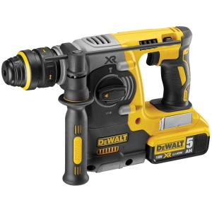 DeWalt DCH273P2-GB 18V Xr Brushless SDS Hammer with 2 x 5AH Batteries