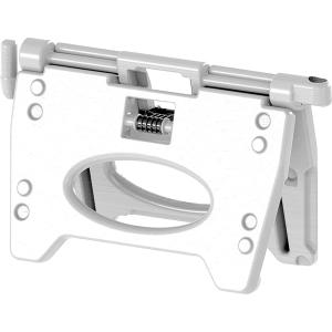 Jsp KBV030-000-100 Alphabloc White 1m