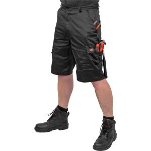 Lee Cooper Cargo Shorts Black