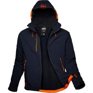 Helly Hansen Chelsea Evolution Softshell Jacket Navy