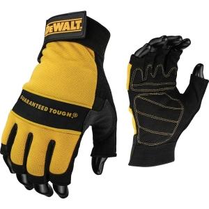 DeWalt Tough Fingerless Performance Gloves