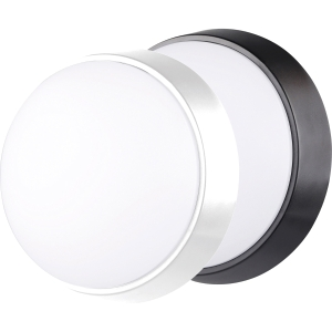 Luceco Eco LED Round Bulkhead IP54 EBER10S40-01