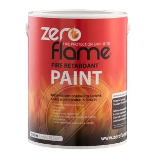 Zeroflame Fire Retardant Paint 5L