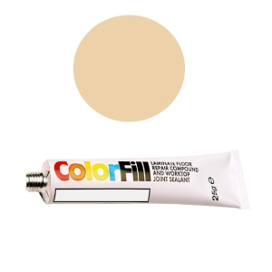 Unika ColorFill Worktop Sealant Maple 25g with 20ml CF147