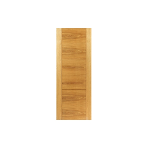 Internal Oak Mistral Internal Prefinished Door 35 x 1981 x 762mm