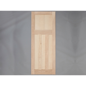 Solid Oak External Door 1930s External Door Custom size