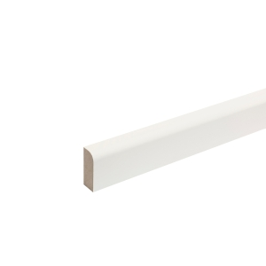 MDF Moulded & Primed Pencil Round Architrave 18mm x 69mm x 2.4m