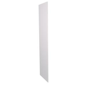 Gloss White 18mm Larder Decor Panel (Mfc) LGLZMDPT18