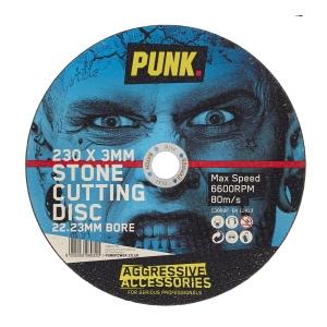 PUNK Stone Cutting Disc