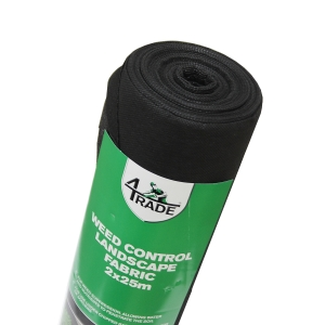 4TRADE Weed Control Landscape Fabric 2m x 25m