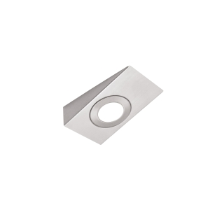 Sirius LED Recti Light - Stainless (3 Pack) - Includes Driver SY7897NW