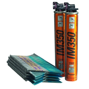 Paslode 141234 Galvanised Straight Nail Fuel Pack 90 x 3.1mm