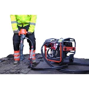 Breaker Hydraulic Power Pack - Petrol