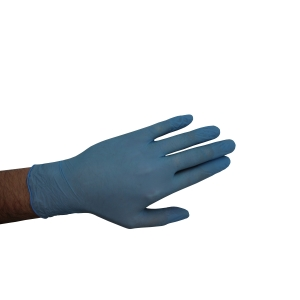 Armour Up Disposable Blue POWDER-FREE Nitrile Gloves Box of 100