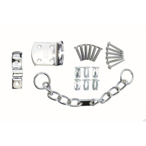 4TRADE Security Door Chain Chrome TP975414