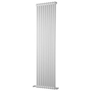 Windsor 3 Column Vertical White 1800mm x 394mm