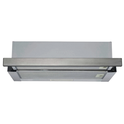 Unbranded Telescopic Hood with Switch Controls Stainless Steel NBT625/2NX