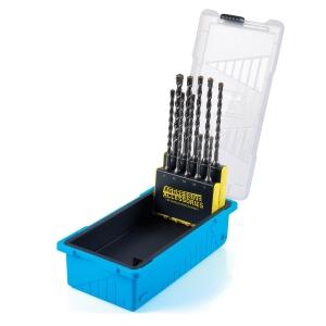Punk SDS+ Drill Bits Set 10PC