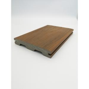 Alchemy Urban Solid Wood Composite Decking 22mm x 138mm x 3600mm Jura Light Brown