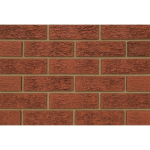 Ibstock Brick Atlas Stratford Red Rustic - Pack Of 400
