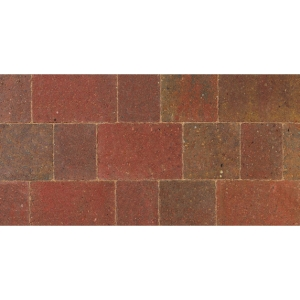 Bradstone Woburn Original Concrete Block Paving Rustic 134mm x 134mm x 50mm