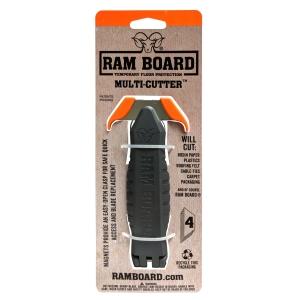 Ram Board Multi-cutter with Dual Edge Guard System