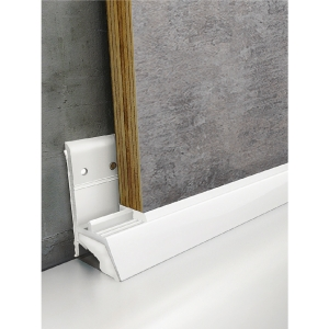 Multipanel Wall Panel Profile Bath and Shower Tray Seal Kit White