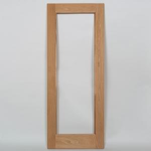 Custom Size Pattern 10 Internal Oak Veneer Hardwood Core Maximum Size 910 x 700 x 35mm