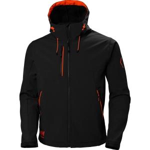 Helly Hansen Chelsea Evolution Softshell Jacket Black