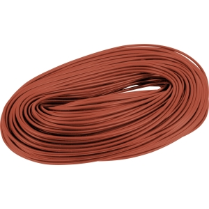 PVC Cable Sleeving 100m 3mm Brown