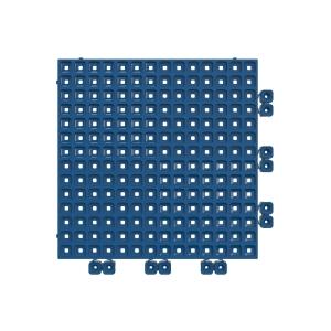 Versoflor Upflor Flooring Tile Signal Blue 9 Pack