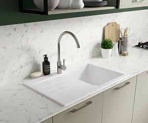 Kitchen Sinks and Accessories