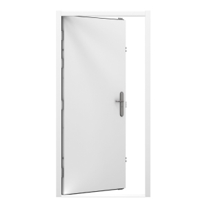Lathams Security Personnel Door Left Hand Inward Hinged 1095 x 2020mm
