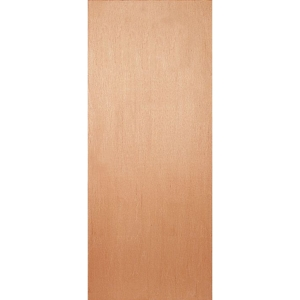 External Plywood Flush Fire Door 30 Min 2032 x 813 x 44mm