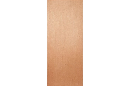 External Plywood Flush Fire Door 30 Min 2032 x 813 x 44 Door