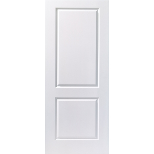 Moulded 2 Panel Smooth FD30 Internal Fire Door