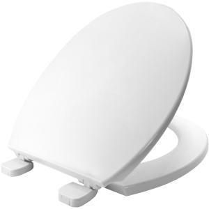Carrara & Matta Toilet Seat & Cover Kent Sta-Tite White 108065000